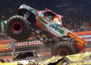 Bad News Travels Fast Monster Truck