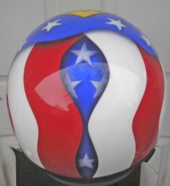 motorcycle helmet design