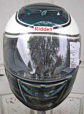 Motorcycle Helmet Custom design