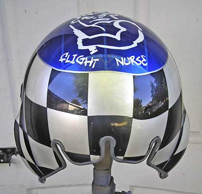 nurse flight helmet 1