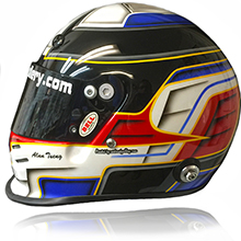 Bell Race Helmet Design