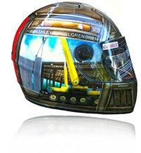 G Force helmet