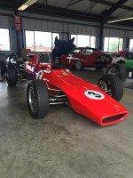 MK 6 race car