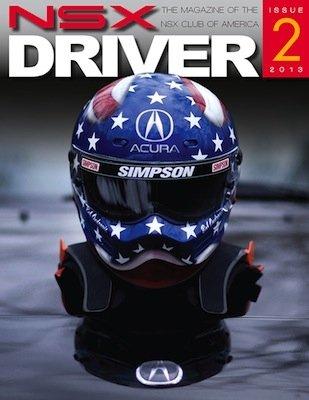 NSX magazine Cover