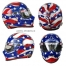 simpson race helmet 1