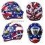 simpson race helmet 1