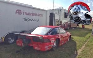 andy boen race car