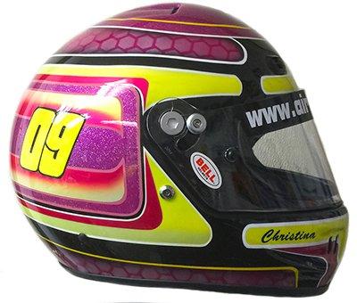 bell race helmet