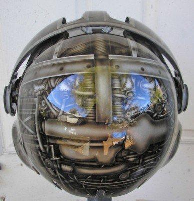 helicopter flight helmet