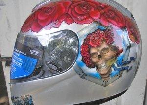 motorcycle helmet dersign