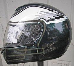 motorcycle design helmet