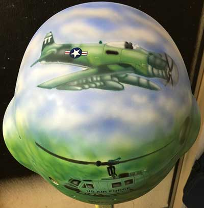 flight helmet 3c