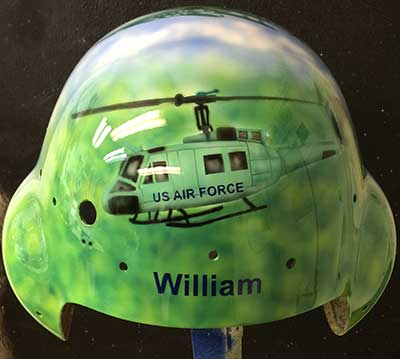flight helicopter helmet