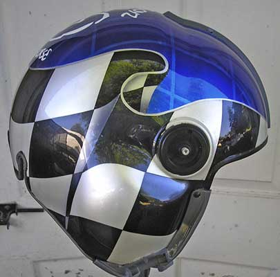 nurse flight helmet