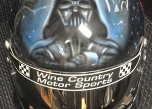 Stillo race helmet front