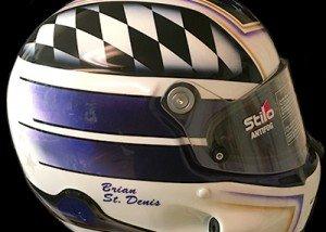 Stilo race helmet Brian 1
