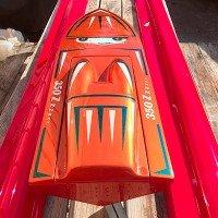 RC boat design