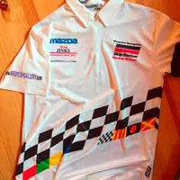 race team shirt