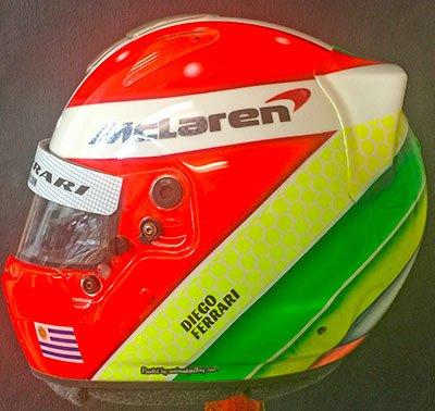 Bell RS7 Race Helmet