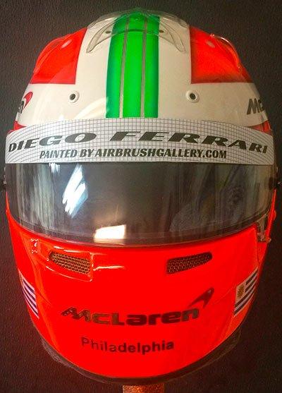 Helmet Bell RS7 carbon
