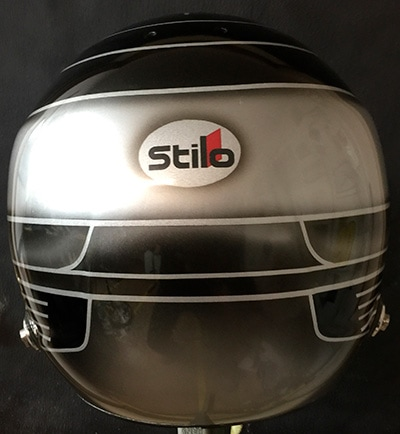 Stilo helmet design