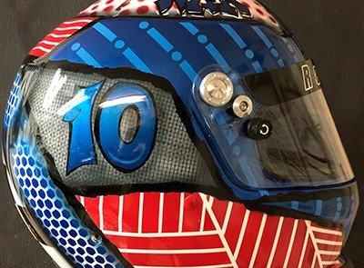 racequip pro 15 helmet