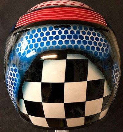 racequip pro 15 helmet lisa