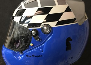 race helmet design 52a