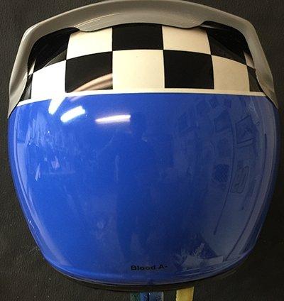 racing helmet design 52c