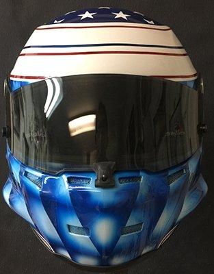 helmet design 51 g