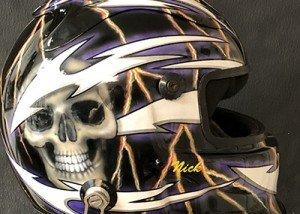simpson race helmet design 4-18
