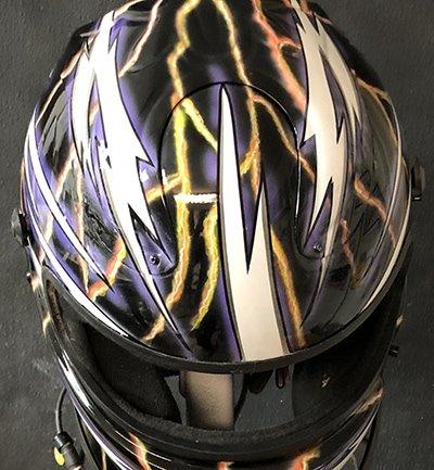 simpson race helmet 4-18f