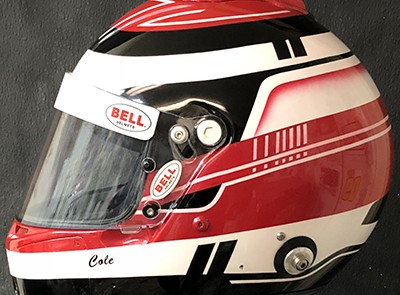 bell race helmet design 9-18