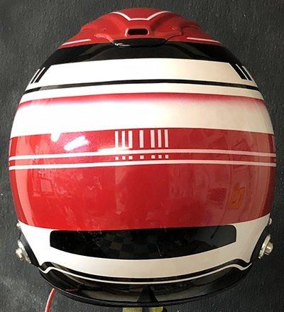 bell race helmet design 9-18.4