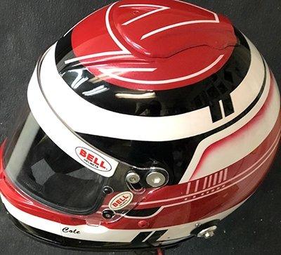 bell race helmet design 9-18.3