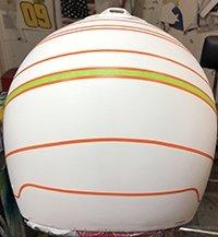helmet design temp layout