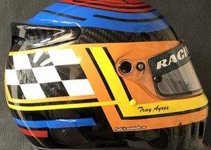 Bell helmet design trey2