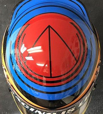 Bell hemet design trey3
