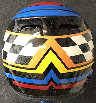 Bell helmet design trey5