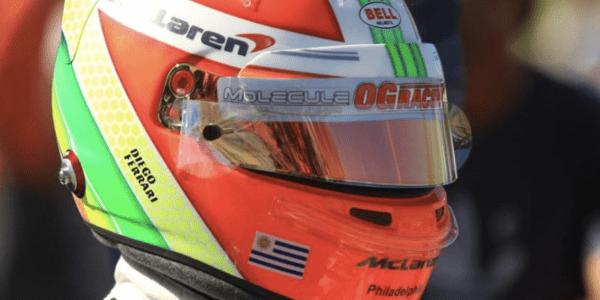 Bell Race Helmet Diego Ferrari
