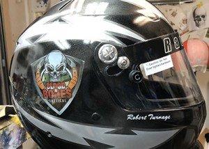 helmet design 1118a