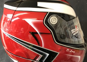 stilo race helmet design ab23