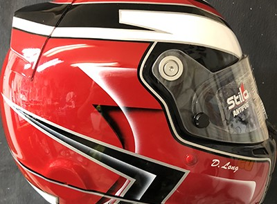 stilo race helmet design ab23