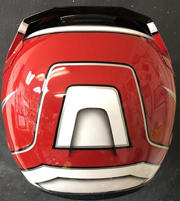 stilo race helmet design