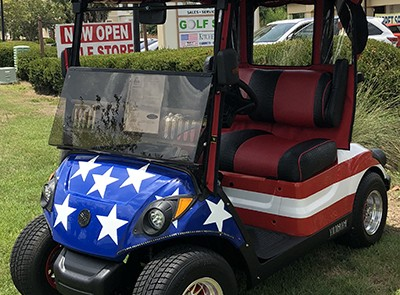 golf cart painting 5