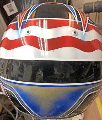 bell helmet chris
